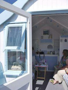 Little beach hut co. Mersea