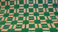 Crown Royal Quilt (APPLE) 60x80
