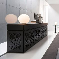 55 Modern And Stylish Young Boys Room Designs – Dream bedroom Hall Furniture, Luxury Home Furniture, Living Furniture, Modern Sideboard, Credenza, Boys Room Design, Modern Baroque, Paris Design, Living Room Modern