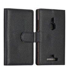 Custodia Lumia 925 - Tipo Libro Nero  € 9,99