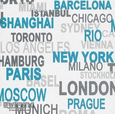 Download City Names Wallpaper Gallery