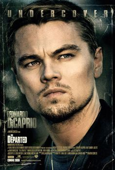 Watched The Departed tonight, while I don't like Leo's hair in this movie, when he takes his shirt off with the shrink it makes up for it. ; )