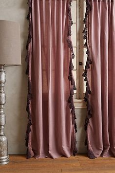 Ombre Lace Curtain - #anthrofave