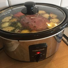 Slow Cooker Gammon - Lil and Life