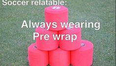 Pre-wrap