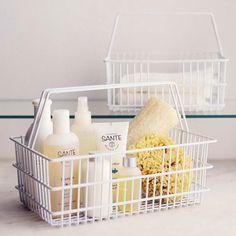 Milk Bottle Basket   dotandbo.com