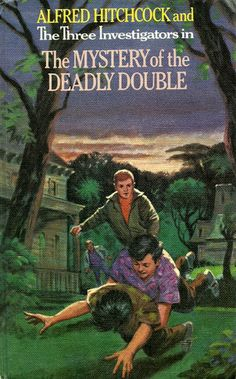 Alfred Hitchcock   The Three Investigators in The Mystery of the Deadly Double