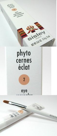 Beauty Makeup: Sisley Phyto Cernes Eye Concealer In Shade 2 ? Natural, Long-Lasting Finish BUY IT NOW ONLY: $79.0