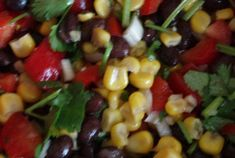 Thai-Style Black Bean Salad   VegWeb.com, The World's Largest Collection of Vegetarian Recipes