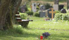 Impressionen vom Dreifaltigkeitsfriedhof in Schwäbisch Gmünd.