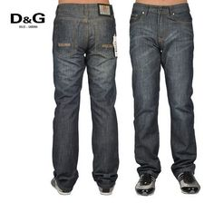 Dolce Gabbana Men Jeans - 09