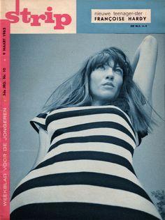 Francoise Hardy 1963.