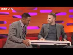 Will Smith & Gary Barlow Do 'The Fresh Prince of Bel-Air' Rap. | 30 Videos That Will Make You A Fan Of The Graham Norton Show