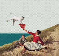 by Marina Molares aka cats can't fly
