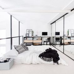 30 Examples Of Minimal Interior Design #13