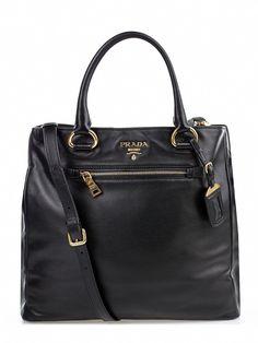 04fecd267b0ba4 Prada Bag black $1,319.00 This purse would match my Prada sunglasses  #Pradahandbags #Designerhandbags