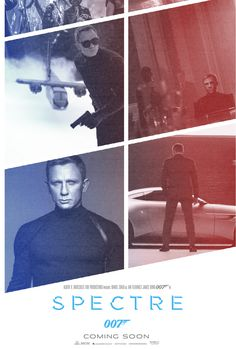 In this collection of SPECTRE posters we have posted recent thrilling and teasing fan arts that will left all Bond fans Shaken and Stirred. James Bond Movie Posters, James Bond Movies, Spectre Movie, James Bond Party, George Lazenby, Timothy Dalton, Celebrity Style Guide, Best Bond, Top Film