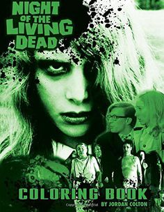 A coloring book of the classic horror film Night of the Living Dead. Since it's release in 1968 this George A Romero classic has been one to shock and scare all who have watched it. Now is the opportu