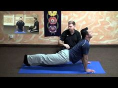 Backbends - Part II - This the final part of this back-bending demonstration and lecture.