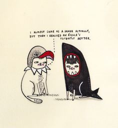 Eagle vs Shark @Megan Saunders @jj sundheim have you guys seen this movie? you need to.