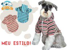 Pet casual? Mantenha seu filhinho sempre no estilo!  #petmeupet #cachorro #modapet