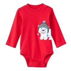 Carter's Polar Bear Bodysuit - Baby