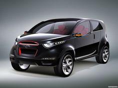 Hyundai NEOS-II Concept (2003)