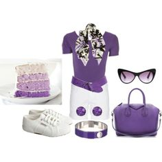 """""""Purple"""" by sheree-314 on Polyvore"""