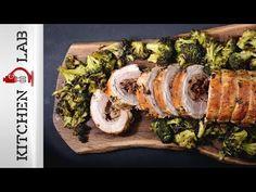Χοιρινό γεμιστό ρολό Επ.19 | Kitchen Lab TV | Άκης Πετρετζίκης - YouTube