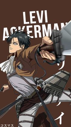 Levi Ackerman V1 ~ Korigengi | Wallpaper Anime
