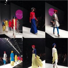 The Grand lounching of Shafira Encyclo at Jakarta Fashion Week 2014. Nautical Blitz!
