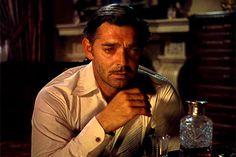 Clark Gable as Rhett Buttler