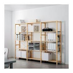 IVAR 3 elementen/planken IKEA