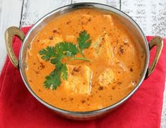 Paneer Butter Masala Recipe - How to Make Paneer Butter Masala