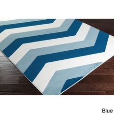 """Meticulously Woven Paidi Contemporary Area Rug (9'3"""" x 12'6"""")"""