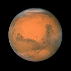 Mars - One step closer today to a Man/Woman on... | Alex Westerman