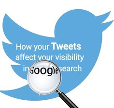 How Tweets Help Your Visibility in Google Search