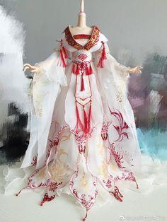 Cosplay Outfits, Anime Outfits, Traditional Fashion, Traditional Dresses, Kimono Fashion, Lolita Fashion, Pretty Dresses, Beautiful Dresses, Estilo Lolita