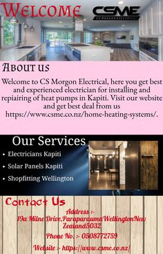 If you are looking for home renovations in Horowhenua and you don't find best renovations team for your home. Visit our website CS Morgon Electrical, our team always ready to serve best to customers.