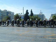 Vouli, Athens, Hellas,  28.10.2011
