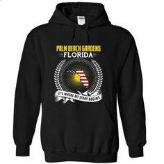 Born in PALM BEACH GARDENS-FLORIDA V01 - #loose tee #tshirt customizada. CHECK PRICE => https://www.sunfrog.com/States/Born-in-PALM-BEACH-GARDENS-2DFLORIDA-V01-Black-Hoodie.html?68278