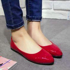 $9.98 (Buy here: https://alitems.com/g/1e8d114494ebda23ff8b16525dc3e8/?i=5&ulp=https%3A%2F%2Fwww.aliexpress.com%2Fitem%2FFashion-2016-Spring-Women-Ballerina-Flats-Slip-On-Autumn-Women-Flats-Casual-Comfort-Ladies-Flats-Shoes%2F32598660195.html ) Fashion 2016 Spring Women Ballerina Flats Slip On Autumn Women Flats Casual Comfort Ladies Flats Shoes Loafers for just $9.98