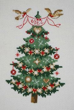 Cross Stitch Owl, Cross Stitch Alphabet, Cross Stitch Designs, Cross Stitching, Cross Stitch Embroidery, Cross Stitch Patterns, Christmas Charts, Cross Stitch Christmas Ornaments, Xmas Ornaments