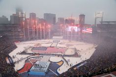 Blues vs. Blackhawks - 2017 Winter Classic! I still can't believe I was there!!!!!