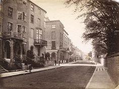 High Street Worthing 1885
