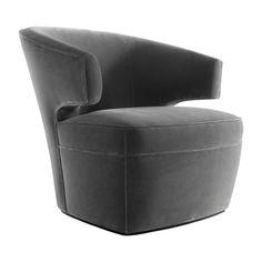 Furniture Club & tub chairs Upholstery LANA CLUB CHAIR 50550 Donghia,Furniture,Club & tub chairs,Upholstery,Upholstery ,50550,50550,LANA CLUB CHAIR