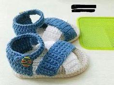 Sandáli menino