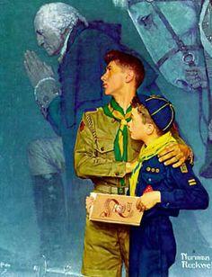 1950 boy scout uniform - Google Search