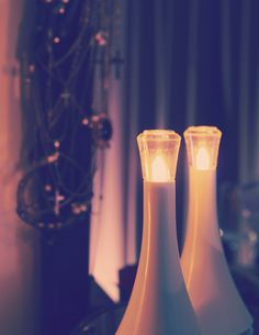 A safe and easy way to enjoy romance by candlelight. #LED