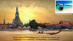 Bangkok & Pattaya Tour. http://www.radiancetour.com/tour-detail/64/bangkok--pattaya-tour